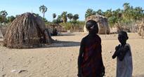 Племя в пустыне