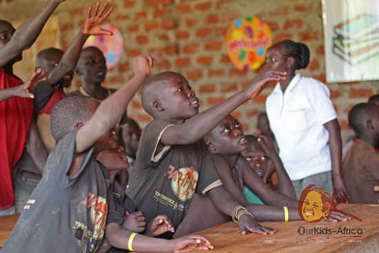 Открытие школы Embrace