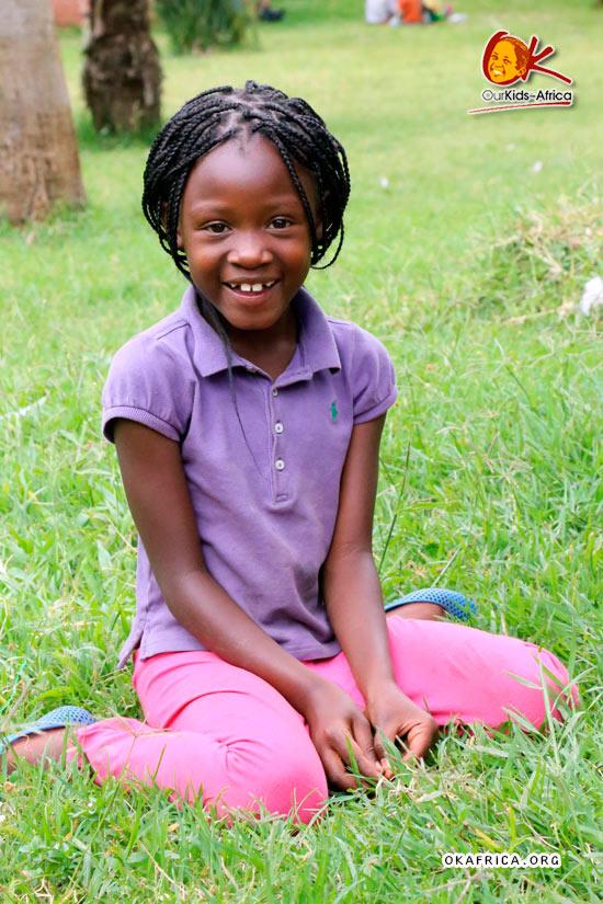 И еще одна африканочка